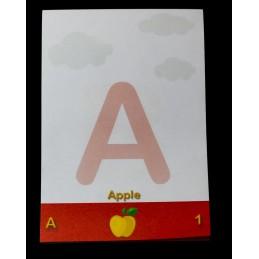ABC Flip Note Pad