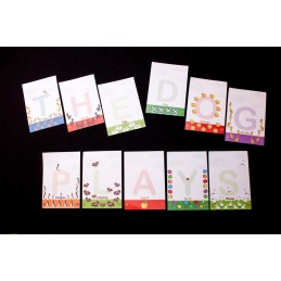 ABC Flip Note Pad