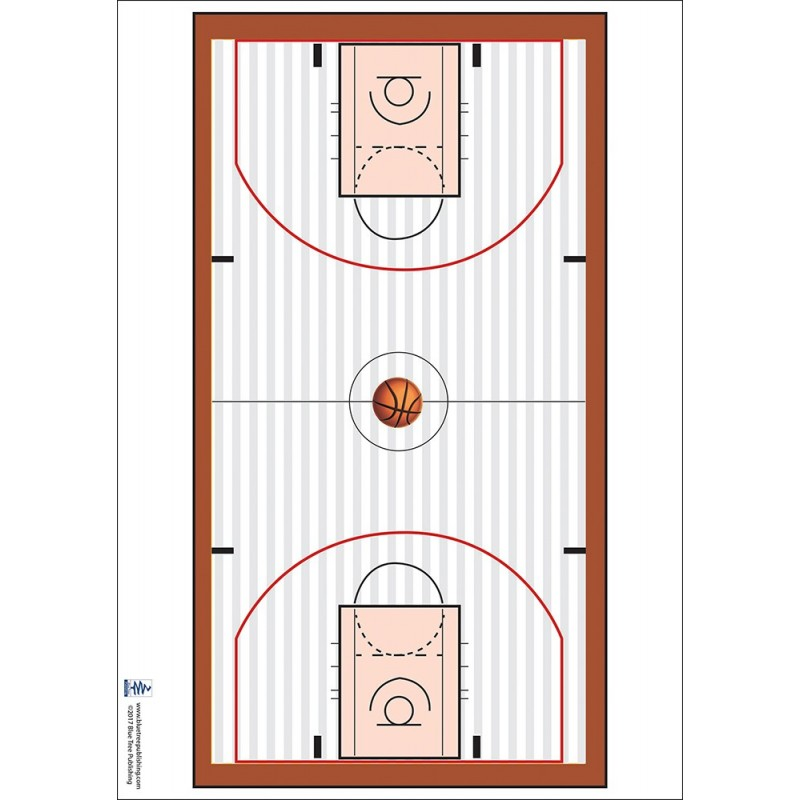 Basketball Chart front