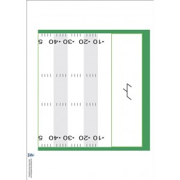Football Chart back