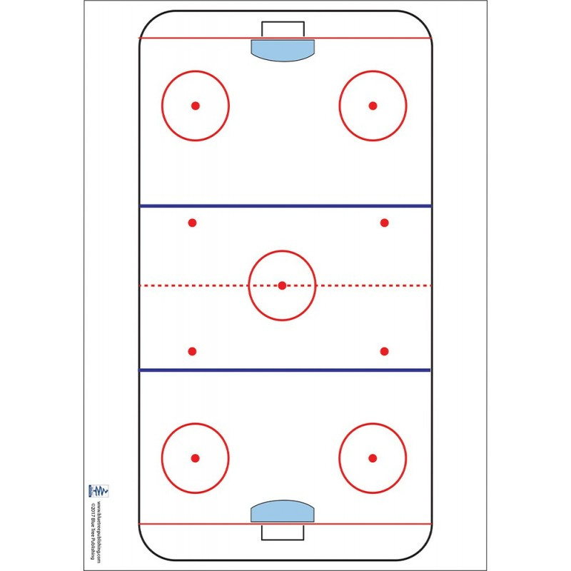 Hockey Chart front