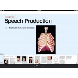 Speech Articulation iBook speech production review