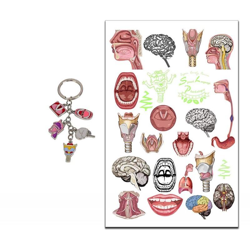 SLP Tattoo Gift Set