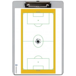 Soccer Dry Erase Clipboard front