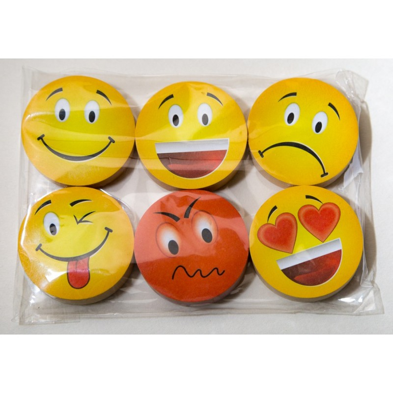 Emoticon Stick Note in package