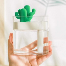 SLP Larynx and Cactus Humidifier Set in hand