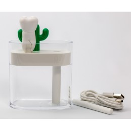 Tooth and Cactus Humidifier Set