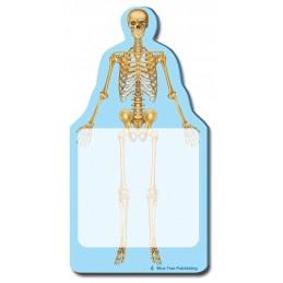 Skeleton Stick Note