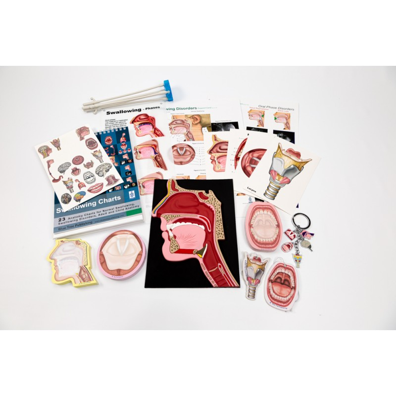 Swallowing Gift Box Set 01 contents