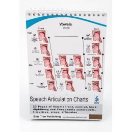 Speech Articulation Flip Charts
