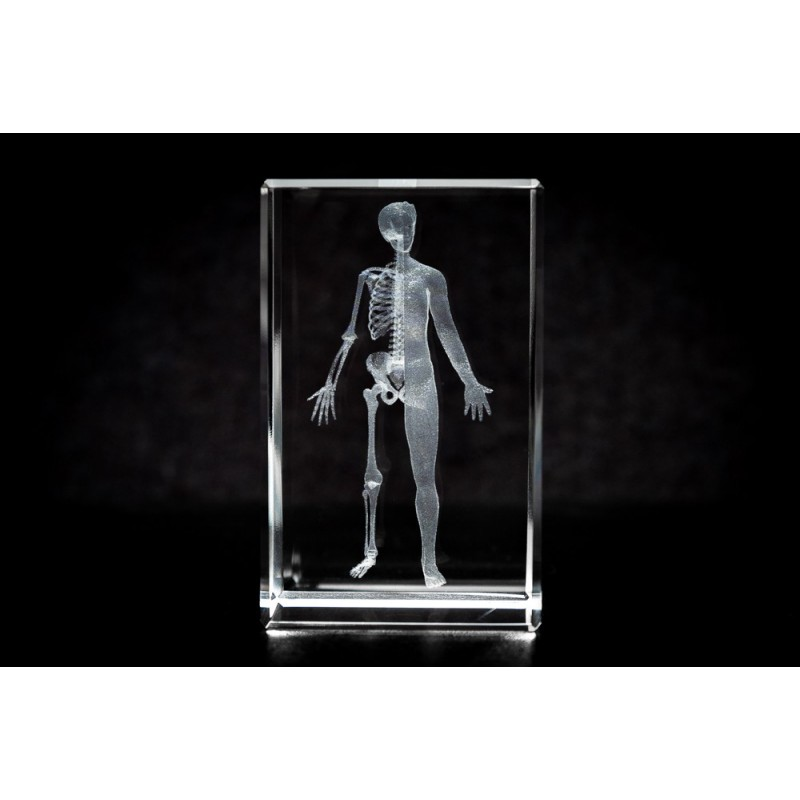 Body Crystal Art 1lb front view