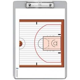 Basketball Clipboard back