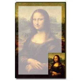 Leonardo de Vinci - Mona Lisa pad