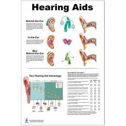 Hearing Aids Regular Poster